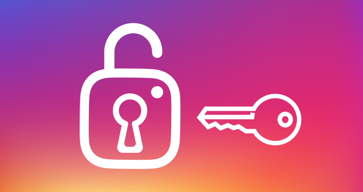Instagram authentication