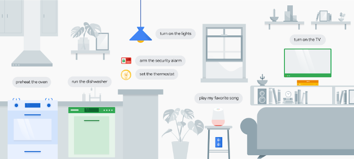 home google assistant