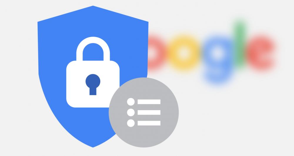 google secuirty