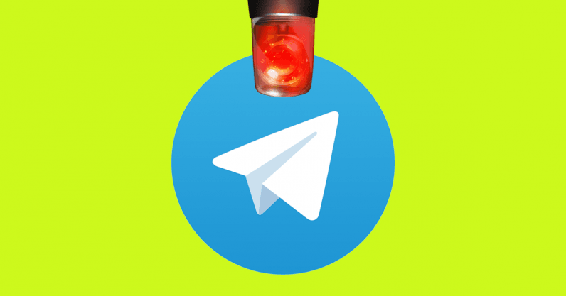 telegram concurrency
