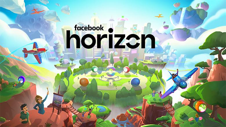 Facebook Horizon Social VR